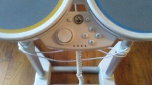 Wii game system (drums)