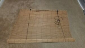 Wood, Plastic, Bamboo Blinds for Sale