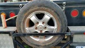 200 series Toyota Land Cruiser Wheels Dereel Golden Plains Preview