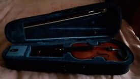 Small Violin in case