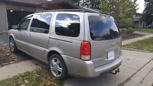 2005 Chevrolet Uplander Minivan, Van Ext. Cambridge Kitchener Area image 2