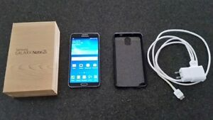 Samsung Note 3 - Excellent Condition!