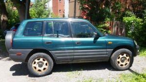 1997 Toyota RAV4 Wagon
