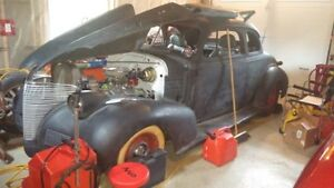 1939 Chevy Businessman Coupe Swap / Trade