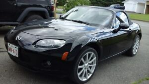 2008 Mazda MAZDASPEED MX-5 Miata GS Convertible