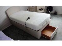 HSL Adjustable Bed 3ft