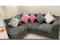 🆕EXCITING OFFER🆕BYRON JUMBO CORD CORNER & 3+2 SOFA IN STOCK🆕CASH ON DELIVERY🆕