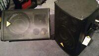 Behringer b1520 pro speaker/paire 600$