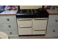 Used Belling Gas Range Cooker 100cm