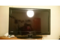 32 inch Flat screen Technika tv with built in freeview