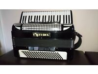 EXCELCIOR 120 BASS PIANO ACCORDION