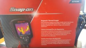 snap on diagnostic thermal imager eeth300 new in box