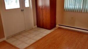 Appartement 2 chambres à St-Basile