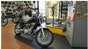Mint Yamaha V Star 250 with 1755 KMS. NEW