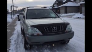 2002 Lexus RX300 Limited,  Mint Condition. V6 SUV, $5600 obo