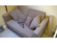 Double Sofa Bed. By SLOUCH COUCH