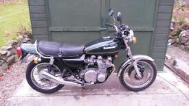 Kawasaki Z900 x2 and Z650..