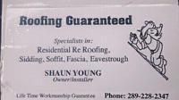 ROOFING LABOURERS AND SHINGLERS AND SUB CREWS