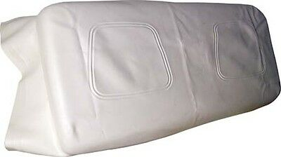 Yamaha Golf Cart G14 thru G22 Seat Bottom Cover White