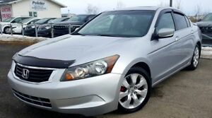 2009 HONDA ACCORD EX TOIT OUVRANT BERLINE