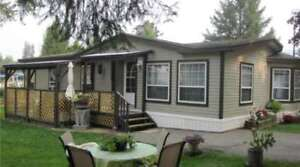 14 2500 Highway 97B Highway, SE Salmon Arm - 2004 Modular Home