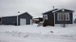 NEW PRICE !!!   Double Lot & Large Garage.. 4014 Walsh River Rd.