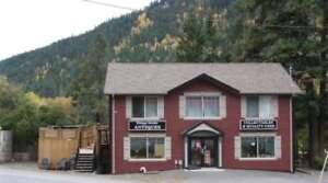 5661 97 Highway, Falkland - Business Opportunity/Suite