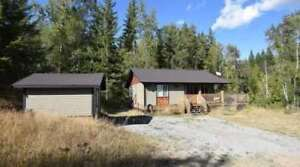 191 Edgar Road, Salmon Arm - Potential Dream Home on 18 Acres