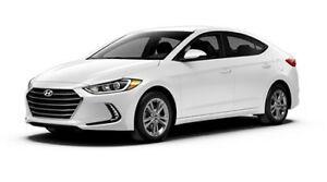 LEASE TAKEOVER - 2017 Hyundai Elantra - Monthly $322 only