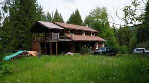1736 Deep Creek Road, Enderby - 9.99 acres in Deep Creek
