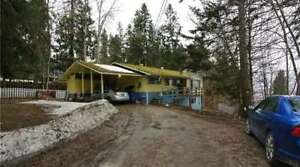 731 5 Street, SE Salmon Arm- In Town Private, Treed, View lot.