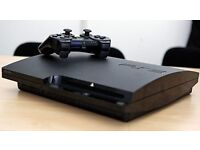 Play station 3 with games