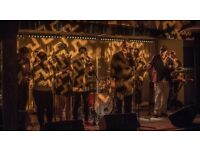 TUESDAYS AT 100 WARDOUR ST - MUSIC BOX LIVE WITH PATRICK ALAN AND FRIENDS