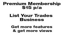 Premium Tradie Business Listing - Search a Tradie Melbourne CBD Melbourne City Preview