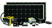 SOLAR POWER YOUR RV , CAMPER or COTTAGE