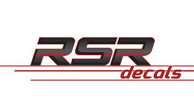 RSR Decals