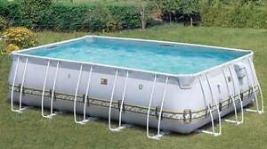 BRAND NEW ZODIAC KD ABOVE GROUND POOL 5m X 3m LUXURY POOL Eight Mile Plains Brisbane South West Preview