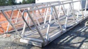 18' Heavy Duty Aluminum Gangway