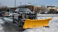 Professional Residential Snow Plowing Services