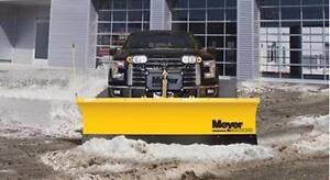 Brand New Meyer Wingman Snow Plow!
