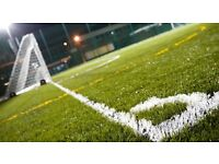 Tuesday 7 a side football (7-8pm)