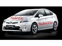 PCO Car Hire / Rent / Uber / Toyota / Prius / Hybrid from £100 / North London