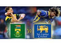 SRILANKA vs SOUTH AFRICA ICC Champions Trophy 2017 TICKETS (SAT 03 JUN 2017 , 10:30 AM)
