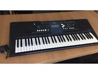 Yamaha PSR-E333 Touch-Sensitive Keyboard plus Stand