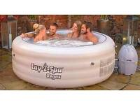 Lay Z spa or Jacuzzi WANTED