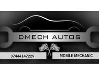 Mobile Mechanic - Full Diagnostics Available - Greater Manchester