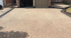 Decorative, Pattern, Exposed- Stamped Concrete Contractor