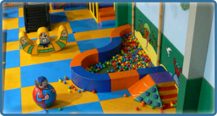 Commercial Ball Pit