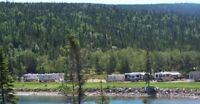 Seasonal RV Sites - Blue Ponds Park