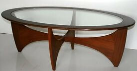 Vintage G-Plan Coffee Table.Circa 1965.